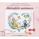 Agenda Point de Croix 2018 : Adorables Animaux