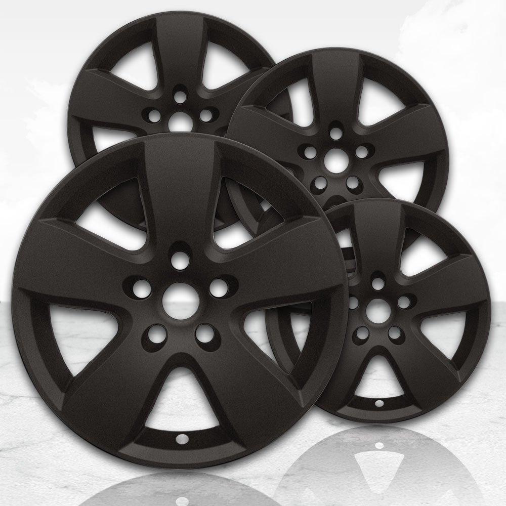 20'' Matte Black Wheel Skins (Set of 4) for 2008-2013 Dodge RAM 1500 - 2363