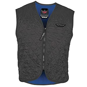 Fly Racing Cooling Vest (Black, XXX-Large)