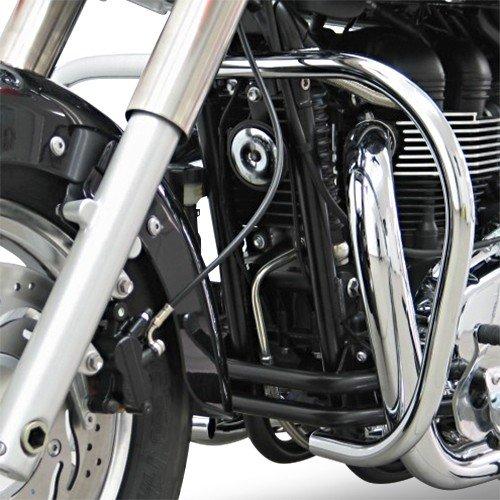 Crashbar Fehling Triumph Speedmaster 03-16 silver