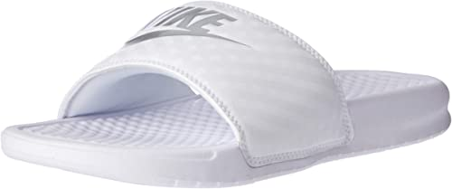 Nike Benassi Just Do It.-343881-102 Chanclas para Mujer