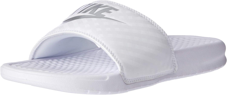 NIKE Wmns Benassi JDI, Zapatos de Playa y Piscina para Mujer