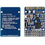 Matek F411-WING Flight Controller F4 FC Built-in OSD BEC Current Sensor on Board for RC FPV Racing Drone