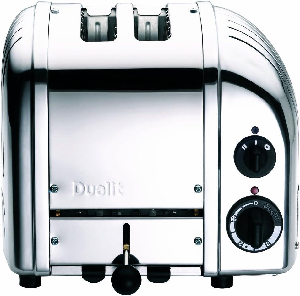 Dualit 2-Slice Toaster, Chrome