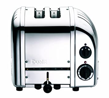 Amazon Dualit 2 Slice Toaster Chrome Magimix Toaster