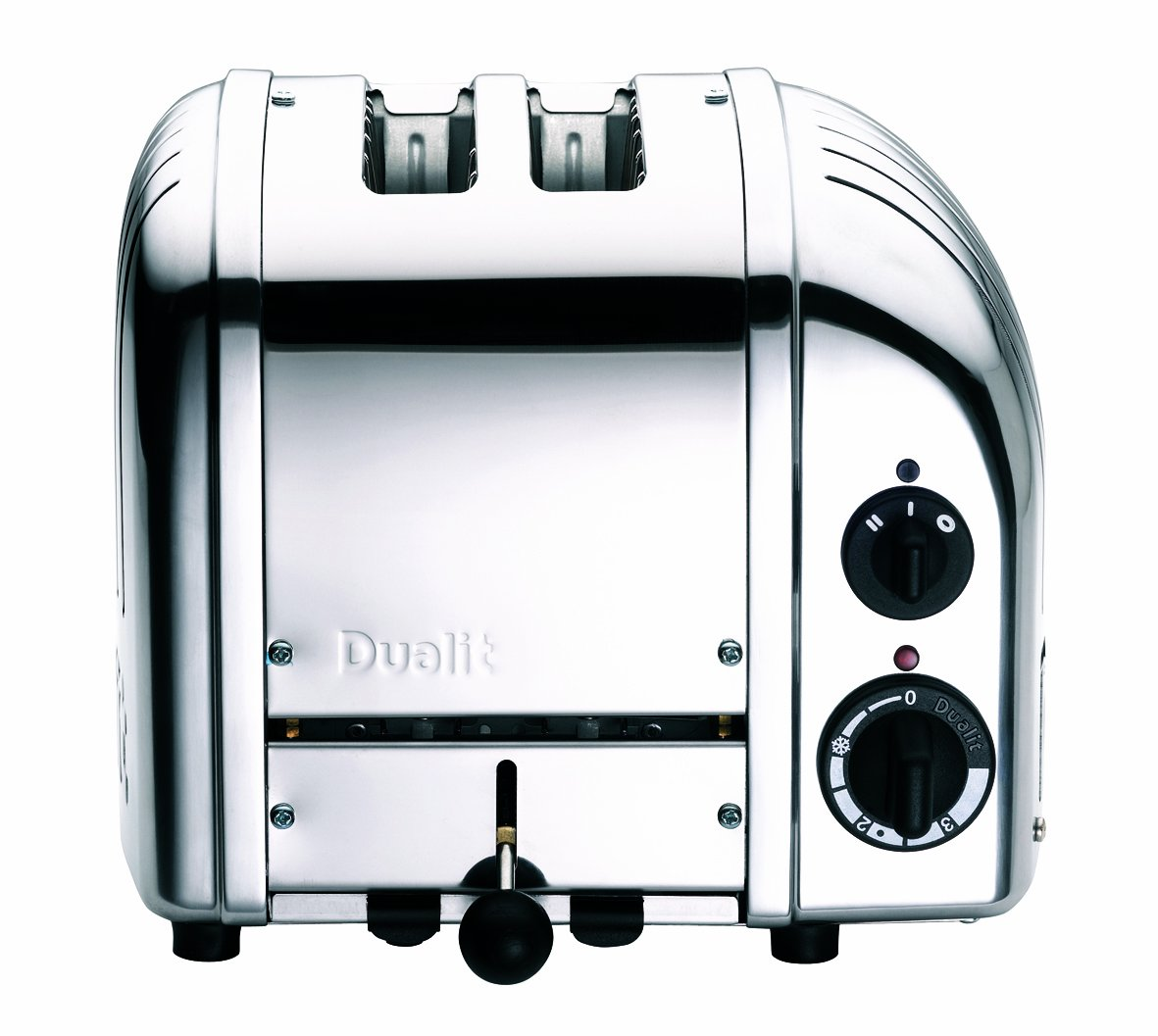 Dualit 2-Slice Toaster, Chrome