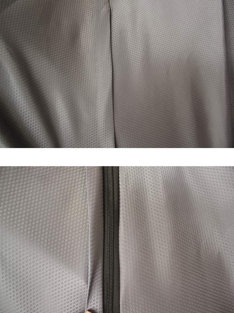 216x185cm Gris 210D Oxford Polyester PU Rev/êtement Laxllent Housse de Protection pour /œufs Chaise,Imperm/éable Housse Meuble Couverture avec Fermeture /à Glissi/ère