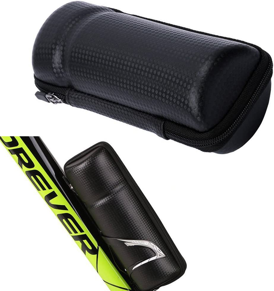 Details about  /Waterproof Cycling Tool Zip Capsule Bag Works for Water Bottle Cage Rack