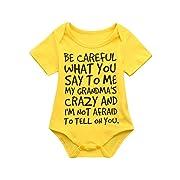 856b4424c Clearance Sale 0-24 Months Newborn Infant Baby Kids Girl Boy Letter Print  Romper Jumpsuit