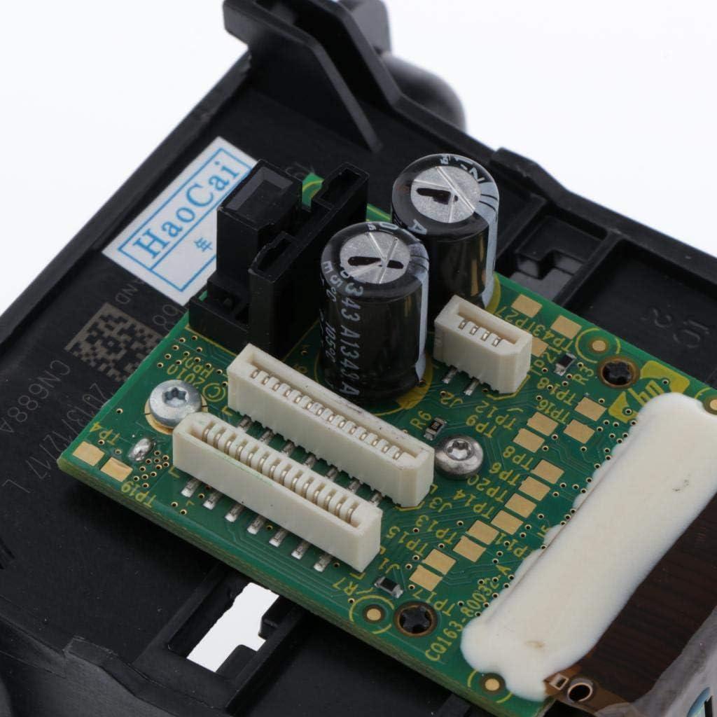 Gazechimp T/ête dimpression pour HP Officejet 3070 3520 3525 5520 4620 5514 Pi/èces de Rechange pour t/ête dimpression pour imprimantes