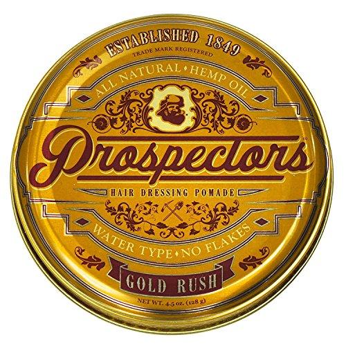 Prospectors Gold Rush Pomade (4.5oz)