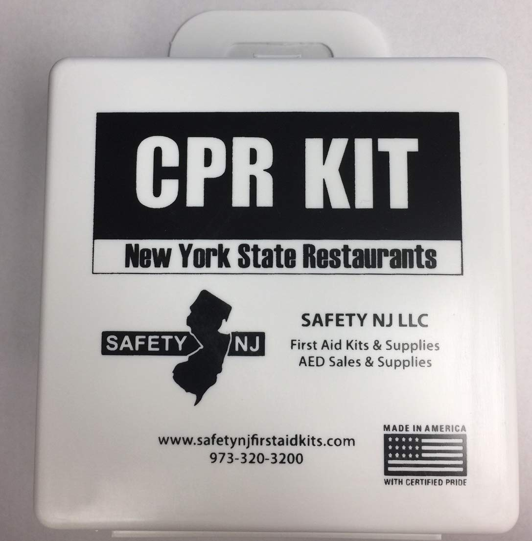Amazon Cpr Kit State Of New York Restaurants With Sign 607 018
