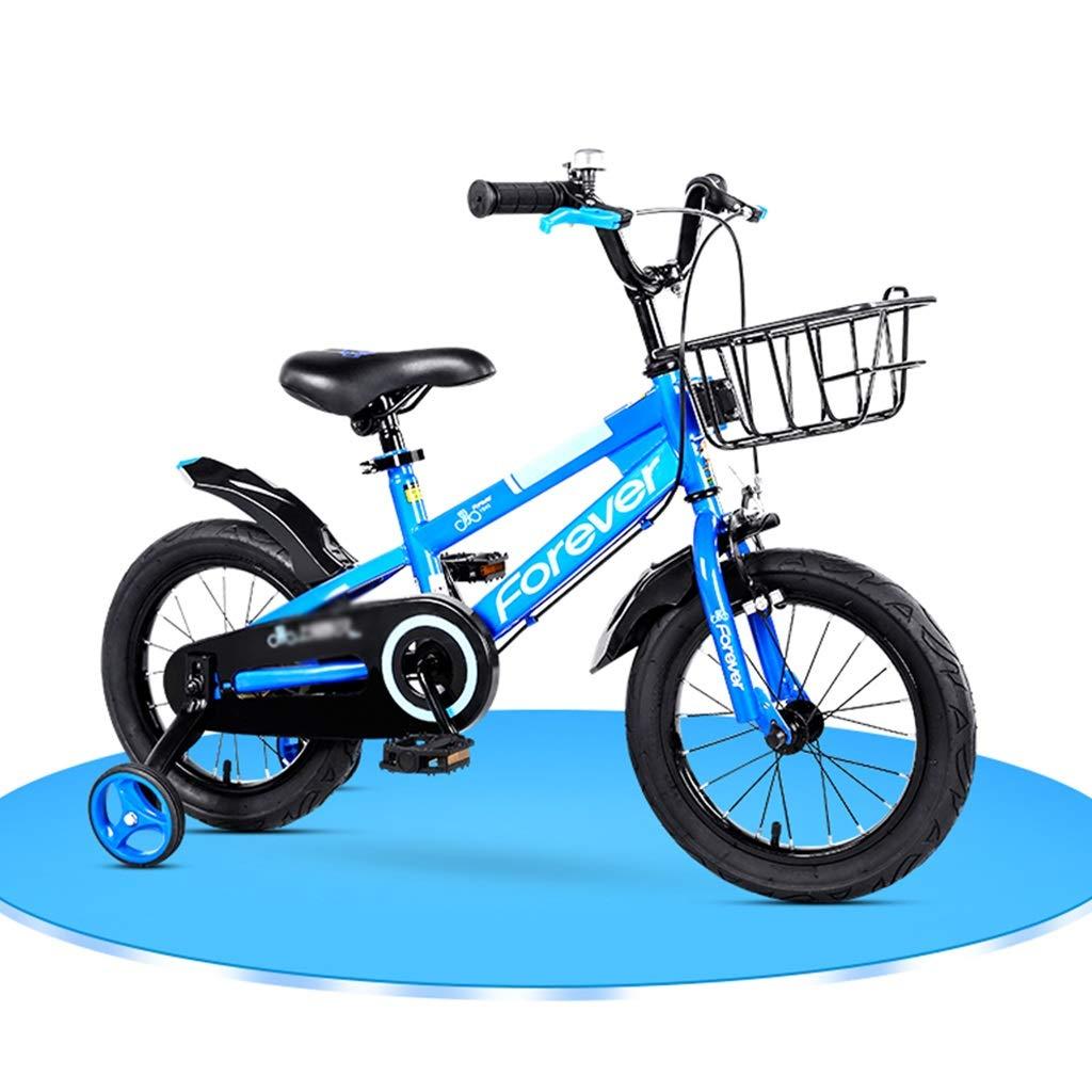 edición limitada en caliente azul Bicicletas Infantiles Infantiles Infantiles y Accesorios Niños Niños Niñas 2-4-6-8 Años Niños Niños Roja azul 12inches  mejor precio