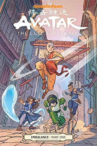 Avatar: The Last Airbender-Imbalance Part One (The Legend Of Korra Turf Wars Read)