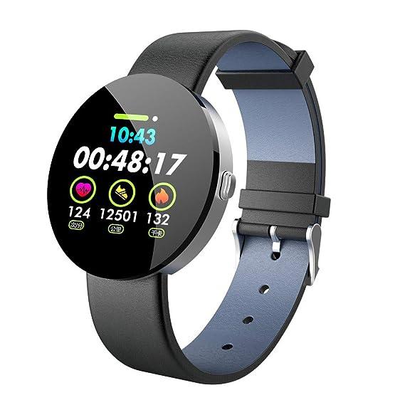 Xinan Y11 Smart 1.3 Pulgadas Actividad Deportiva Profesional Sleep Tracker Reloj Inteligente con Ritmo cardíaco Reloj