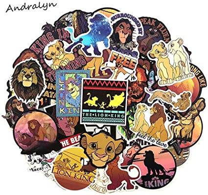 50 Unids/Pack Pegatinas De Dibujos Animados De Animales para ...