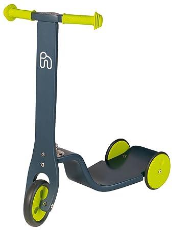 Amazon.com: Hoppop scooti 34130017 Scooter Cal de madera ...