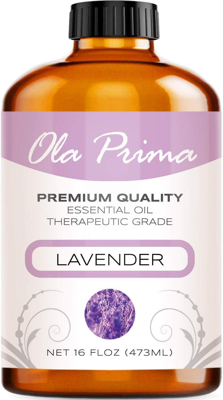 Premium Quality Lavender Essential Oil