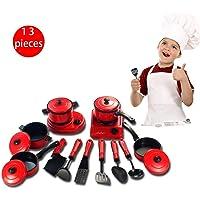 YFOX 13 Piezas de Cocina, Accesorios de Juegos