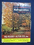 img - for Refrigeration Fall and Winter 1947-48 Harry Alters Dependabook No. 145 book / textbook / text book