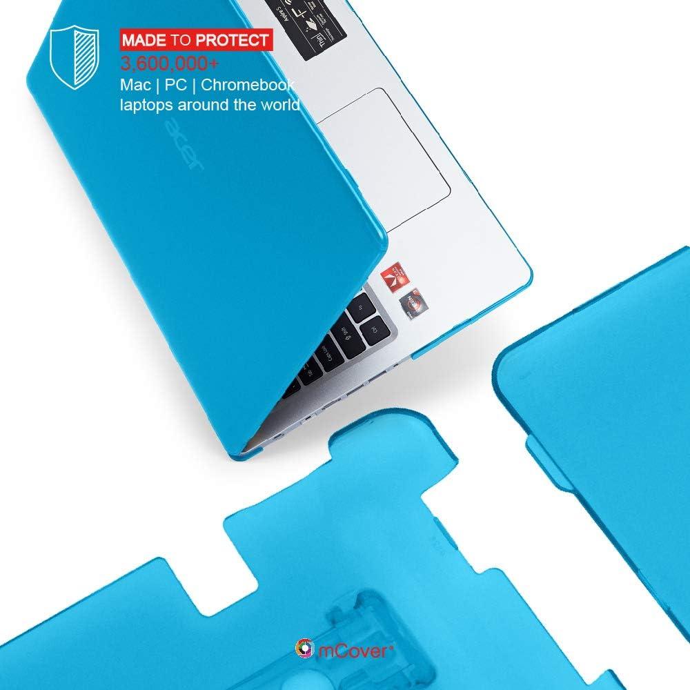 Nicht kompatibel mit Anderen Aspire 5 15,6 Zoll A515-52, A515-51 usw. mCover Hartschale f/ür Acer Aspire 5 A515-54 15,6 Zoll Aqua
