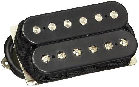 DiMarzio DP261BK - Pastilla para guitarra eléctrica, color negro