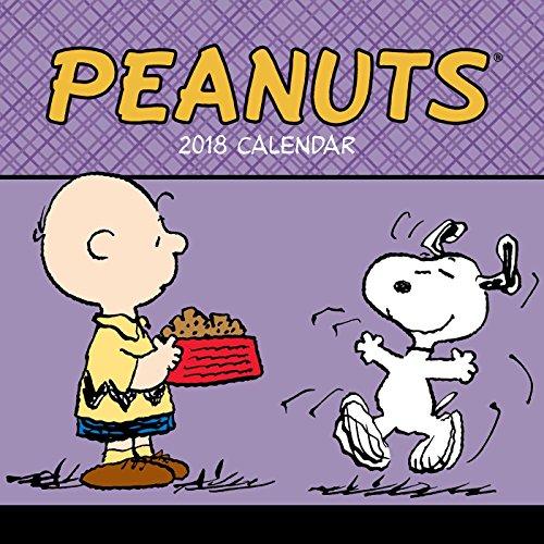 Peanuts 2018 Mini Wall (Mini Wall Calendar)