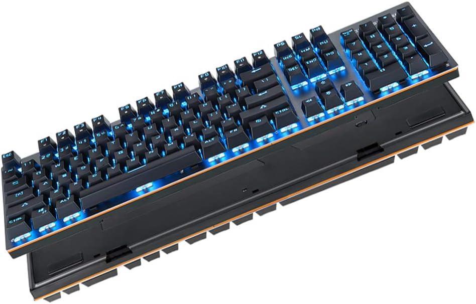 Color : Black, Size : C E-Sports Games Office Desktop Laptop Keyboard Mouse Set USB Interface Keyboard Jiu Si- Wireless Keyboard