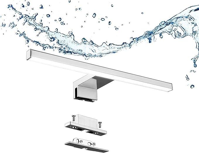 63 opinioni per Aogled Lampada da Specchio 5W LED,400LM 30 cm 230V Lampada da Bagno Bianca