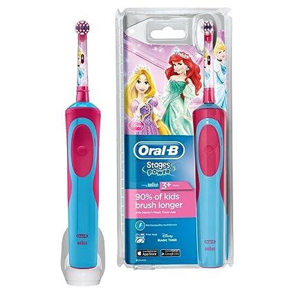 Oral-B Vitality Cepillo de Energía Eléctrica Etapa Infantil Princesa