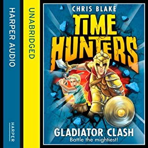 Gladiator Clash Audiobook