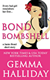 Bond Bombshell: a Jamie Bond Mysteries short story
