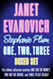 Stephanie Plum One, Two, Three: One for the Money, Two for the Dough, Three to Get Deadly (Stephanie Plum Boxed Set Book 1)