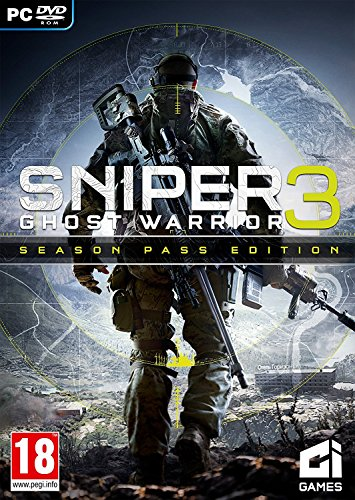 Sniper Ghost Warrior 3 Season Pass Edition (PC CD) UK IMPORT REGION FREE