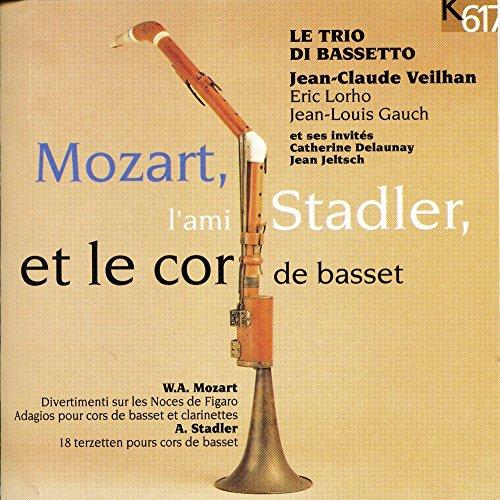 18 Trios for Basset Horns: No. 9, Allegro