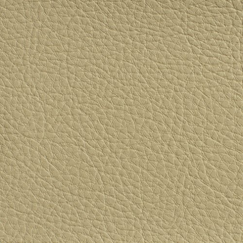 G177 Cream Pebbled Outdoor Indoor Faux Leather Upholstery Vinyl By The Yard