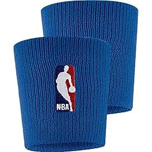 Nike Wristbands NBA Muñequera, Unisex Adulto, Amarillo, Talla ...