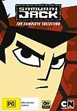 Samurai Jack - The Complete Collection (8DVD) (PAL) (REGION 4)
