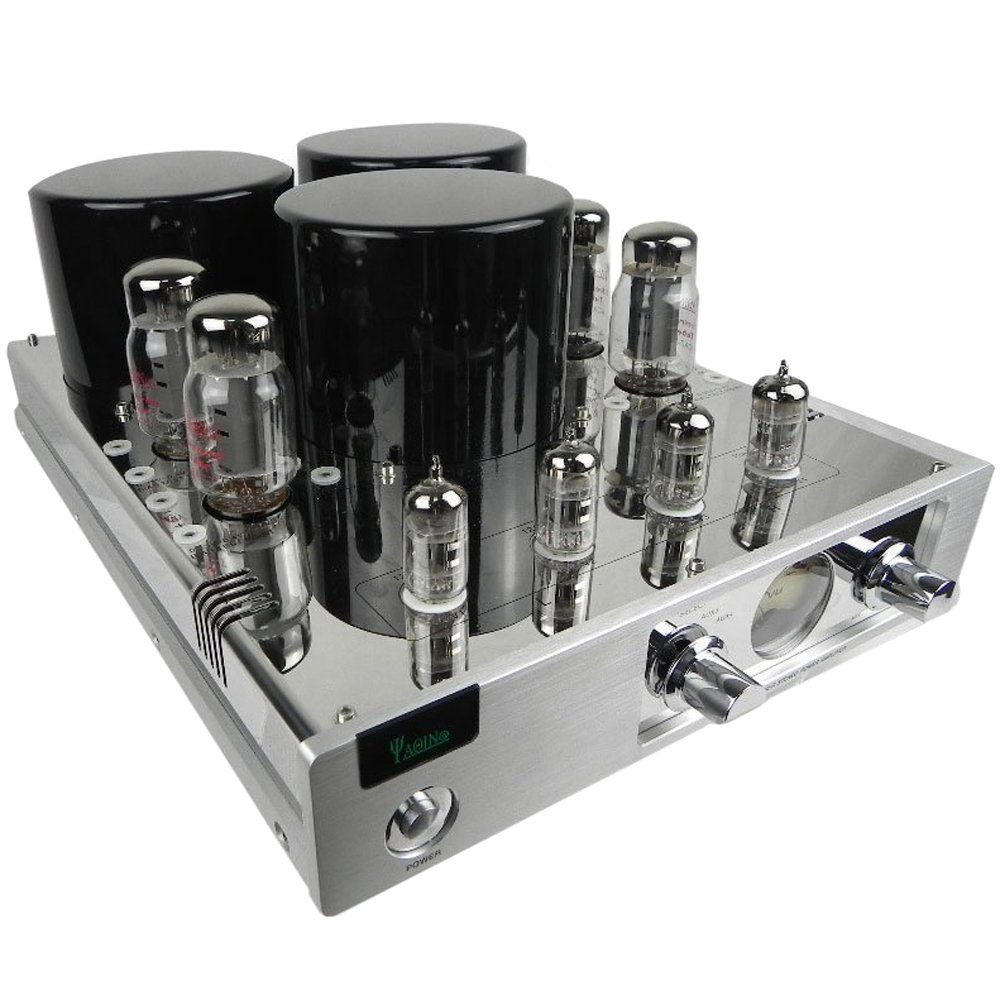 YAQIN MC-13S Push-Pull Integrated Stereo Tube Amplifier(Without Protect Cover) by Yaqin