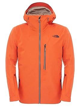 5af08eac67 The North Face M Fuse Form Brigandine 3L Jacket – Veste pour Homme, Orange,