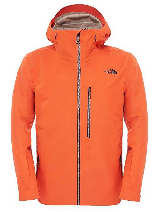 The North Face M Fuse Form Brigandine 3L Jacket - Giacca per Uomo ... 47424473bbe1