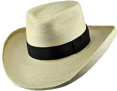 Aussie Tear Drop Guatemalan Palm Leaf Straw Hat