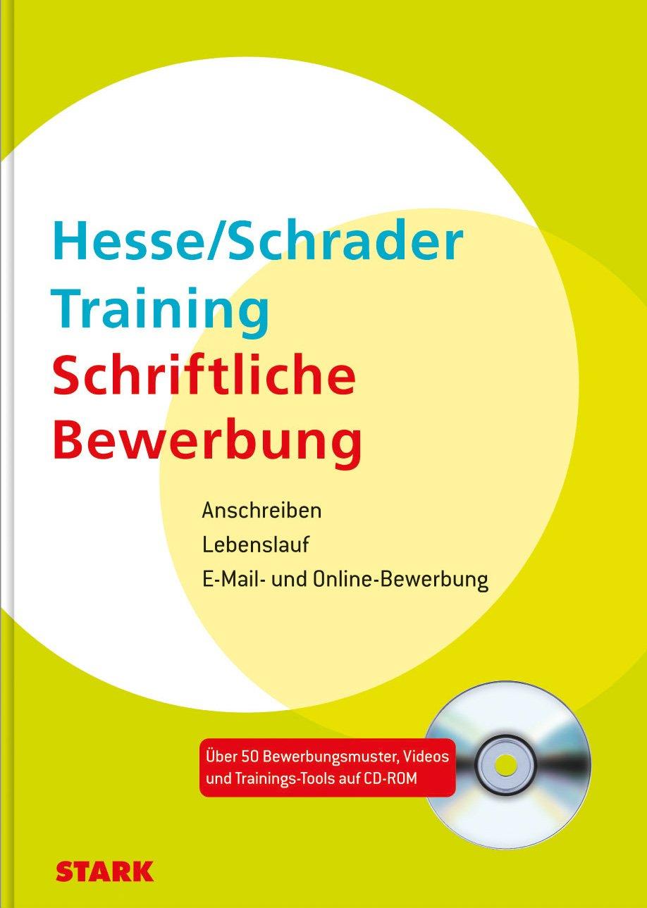 Bewerbung Beruf & Karriere: Hesse/Schrader: Training Schriftliche ...