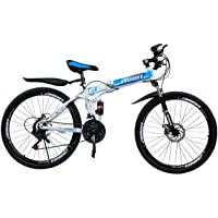 Grupo K-2 Wonduu Bicicleta De Montaña Urbana Plegable | Mountain City