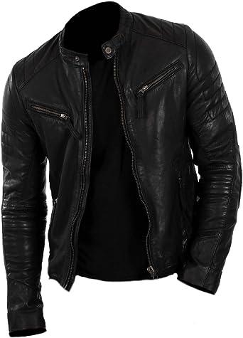 ver chaquetas de piel hombre