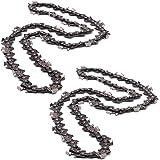 Husqvarna Genuine 345 350 435 440 pour tronçonneuse avec Lot de 2, 15 cm H30 64E 0.325)