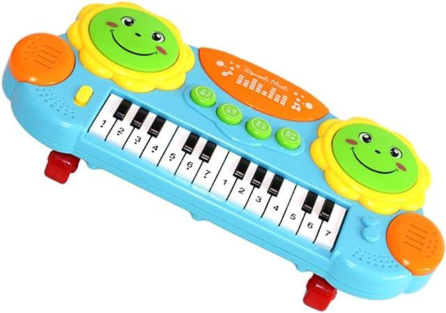 Juguete multifuncional de música del piano del teclado del ...