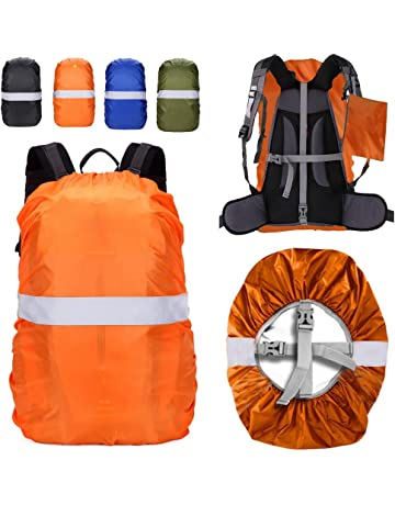 9e8b0e24ad ZM-SPORTS 15-90L Backpack Rain Cover with Reflective Strip