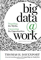 Big Data at Work Front Cover