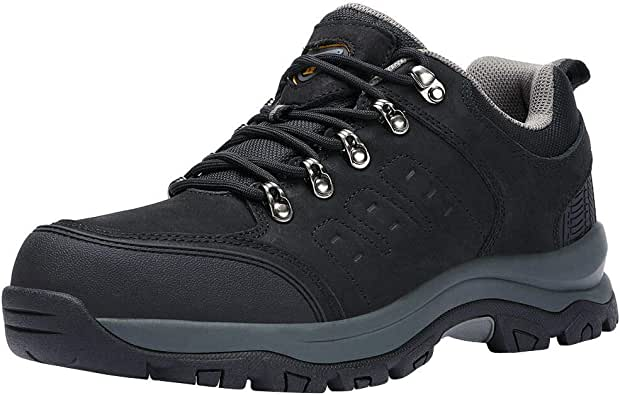 Zapatillas de Senderismo para Hombre, CAMEL CROWN Zapatillas Trekking Hombre Zapatillas Running Botas Montaña Hombre Zapatos Impermeables Zapatos Caminar Antideslizante: Amazon.es: Zapatos y complementos